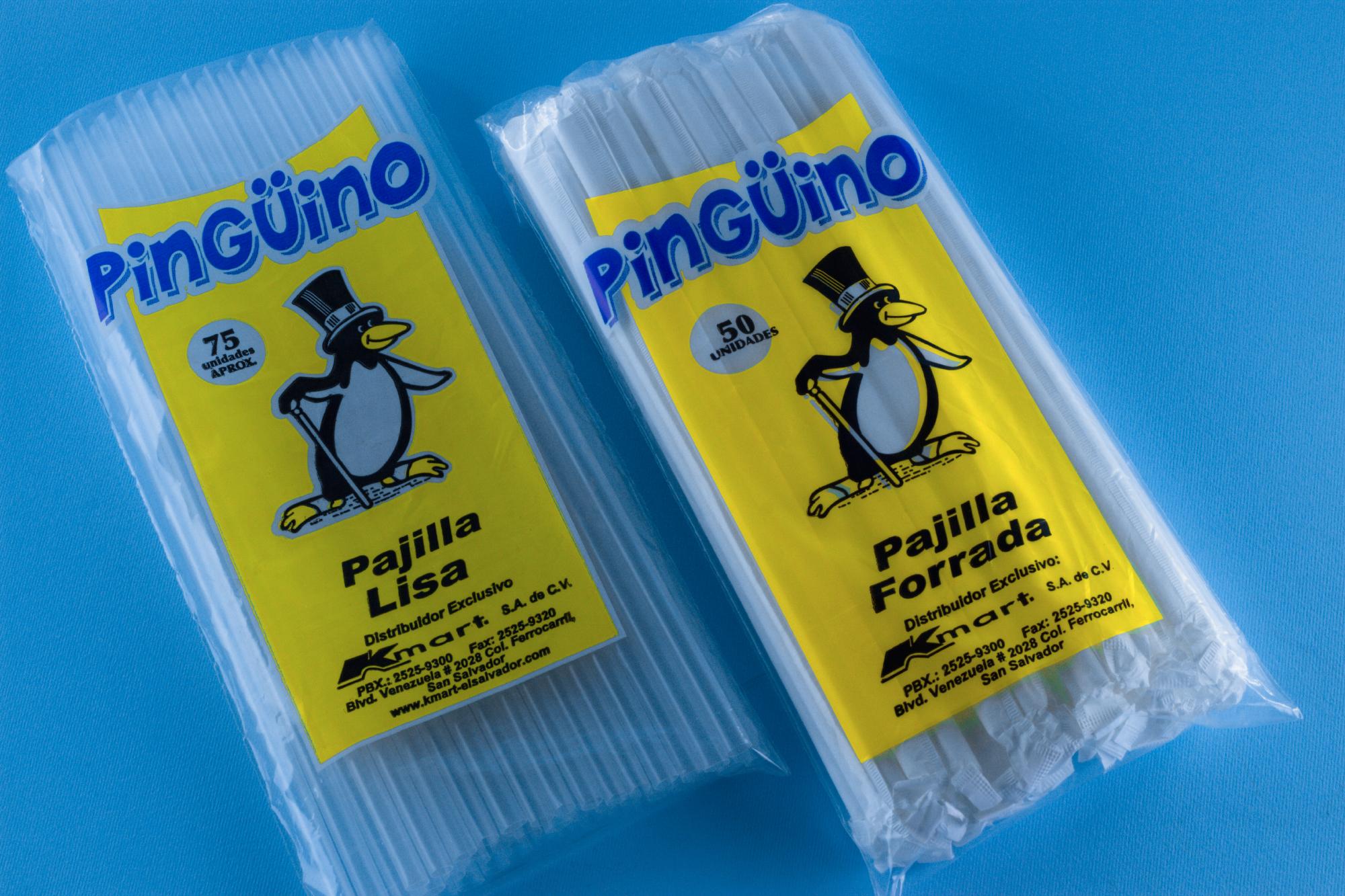 PAJILLAS/POPOTE